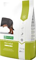Корм для собак Nature's Protection Adult Mini / NPS24318 (7.5кг) -