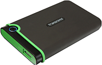 Внешний жесткий диск Transcend StoreJet 25MС 1TB (TS1TSJ25MC) -