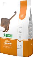 Корм для кошек Nature's Protection Indoor / NPS24349 (7кг) -