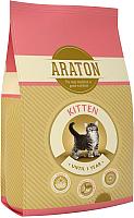 Корм для кошек Araton Kitten 8 / ART44790 (15кг) -