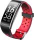 Фитнес-трекер SOVO SE12 (черный/красный) -