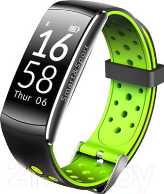 Фитнес-трекер SOVO SE12 (черный/зеленый) -