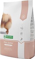 Корм для собак Nature's Protection Junior Mini / NPS24306 (2кг) -