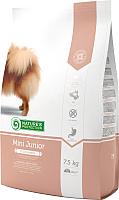 Корм для собак Nature's Protection Junior Mini / NPS24307 (7.5кг) -