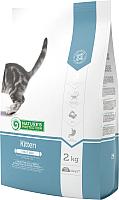 Корм для кошек Nature's Protection Kitten / NPS24343 (2кг) -