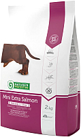 Корм для собак Nature's Protection Mini Extra Salmon / NPS45288 (2кг) -