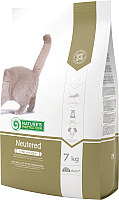 Корм для кошек Nature's Protection Neutered / NPS25003 (7кг) -
