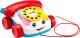 Развивающая игрушка Fisher-Price Веселый телефон / FGW66 -