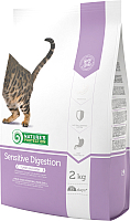 Корм для кошек Nature's Protection Sensitive Digestion / NPS24351 (2кг) -