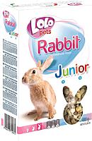 Корм для грызунов Lolo Pets Junior LO-71203 (0.4кг) -