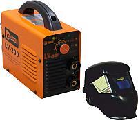 Инвертор сварочный Edon LV-200 (с маской-хамелеон RB 4300) -