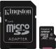 Карта памяти Kingston Canvas Select microSDXC (Class 10) UHS-I 128GB (SDCS/128GB) -