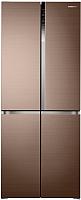 Холодильник с морозильником Samsung RF50K5961DP -