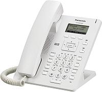 VoIP-телефон Panasonic KX-HDV100RU (белый) -