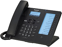 VoIP-телефон Panasonic KX-HDV230RUB (черный) -