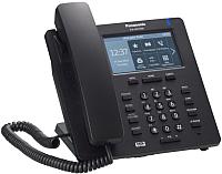 VoIP-телефон Panasonic KX-HDV330RUB (черный) -
