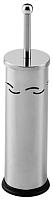 Ершик для унитаза Bisk WC Basic 02478 (хром) -