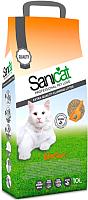 Наполнитель для туалета Sanicat Professional Biosan (10л) -