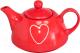 Заварочный чайник Perfecto Linea 30-487901 (красный) -