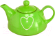 Заварочный чайник Perfecto Linea 30-487903 (зеленый) -