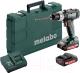Профессиональная дрель-шуруповерт Metabo BS 18 L New (602321500) -