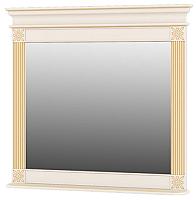 Зеркало Мебель-Неман Афина МН-222-08 (крем/белый полуглянец) -