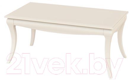 Купить Журнальный столик Мебель-Неман, Афина МН-222-05 (крем/патина), Беларусь