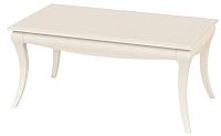 Журнальный столик Мебель-Неман Афина МН-222-05 (крем/патина) -