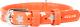 Ошейник Collar Glamour Звездочка 35834 (оранжевый) -