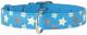 Ошейник Collar Glamour Звездочка 35872/1 (голубой) -