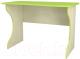 Письменный стол Мебель-Неман МН-211-03 (береза/лайм) -