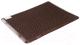 Коврик грязезащитный Berossi Step АС15645000 (коричневый) -