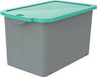 Контейнер для хранения Berossi Wow Color ИК 24337000 (бирюзовый) -