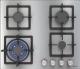 Газовая варочная панель Fornelli PGT 60 Calore IX / 00021545 -