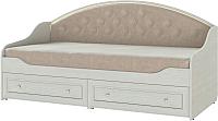 Кровать-тахта Softform Стрекоза (гасиенда/вельвет лайт 2) -