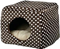 Домик для животных Trixie Mina 36324 (коричневый/бежевый) -