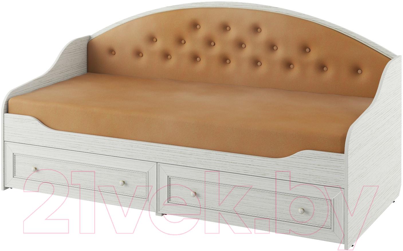 Купить Односпальная кровать Softform, Стрекоза (гасиенда/вельвет лайт 6), Беларусь