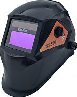 Сварочная маска Eland Helmet Force 501 (черный) -