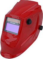 Сварочная маска Eland Helmet Force 601 (красный) -