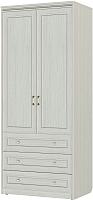 Шкаф Softform Стрекоза 2240 (гасиенда) -