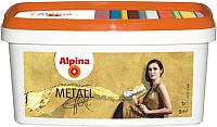 Краска декоративная Alpina Effekt Metall Bronze (1л) -