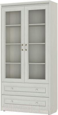 Шкаф с витриной Softform