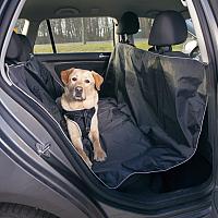 Чехол на сиденье для собак Trixie 13472 (черный) -