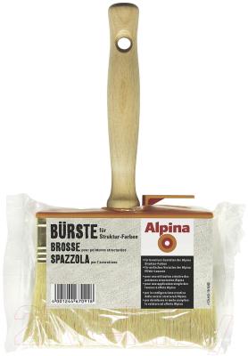 Кисть Alpina Bürste 120x30