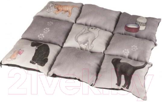 Купить Подстилка для животных Trixie, Patchwork 37074 (серый), Германия