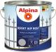 Эмаль Alpina Direkt auf Rost RAL8017 (2.5л, шоколадный) -