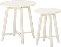 Комплект журнальных столиков Ikea Крагста 303.831.63 -