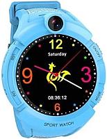 Умные часы детские Wise G610S (голубой) -