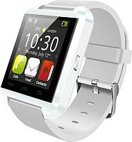 Умные часы Wise U8 (белый/белый) -