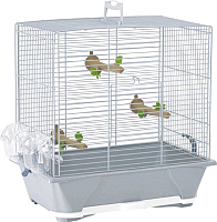 Клетка для птиц Savic Primo 30 (серебристый) -